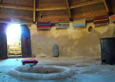 sweat lodge kiva