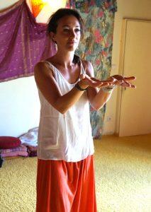 méditation cercle de femmes