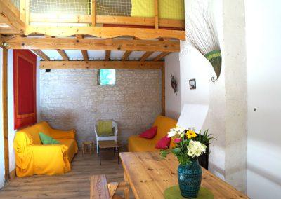 espace détente intérieur