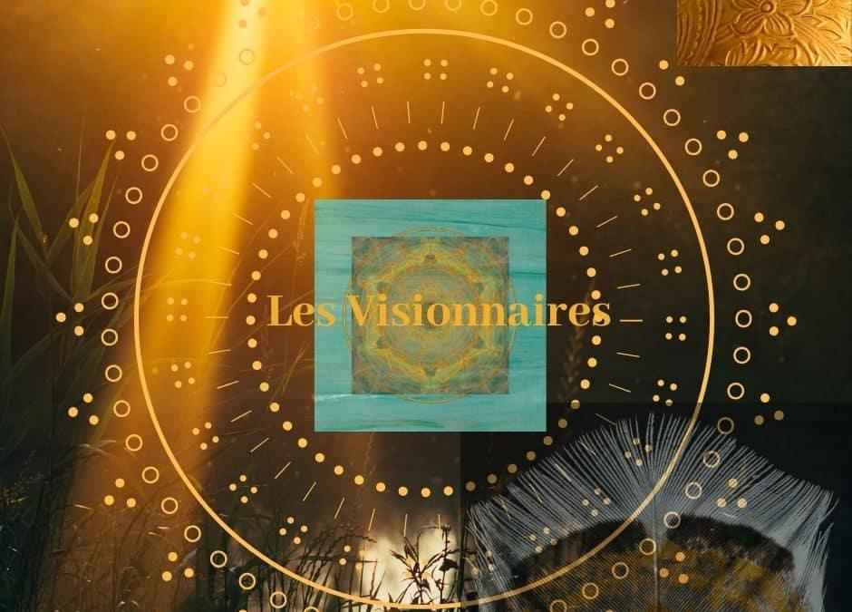 Féminin Sacré «les Visionnaires» ouvert aux Femmes Thérapeutes exclusivement